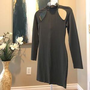 Lulus Cutout Bodycon Dress